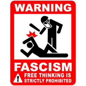 From tomatobubble.com/id567.html: WHAT IS FASCISM?, From Images
