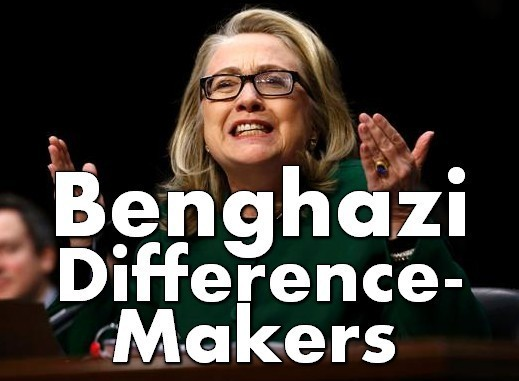 Benghazi Difference-Makers